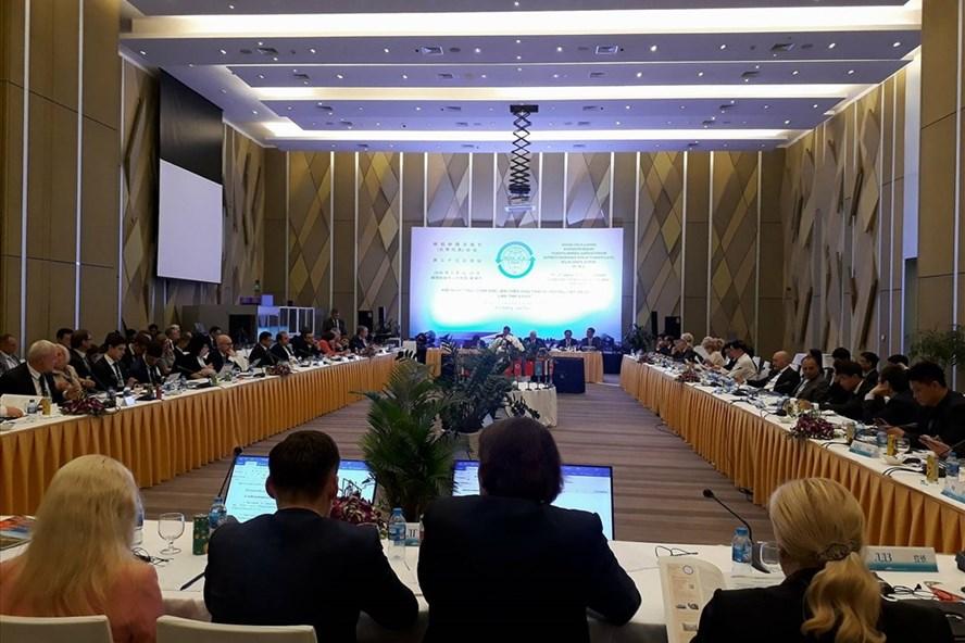 Hội Nghĩ Tổng Giam Đốc tổ chức hợp tác đường sắt (OSID) lần thứ 33 tại Đà Nẵng